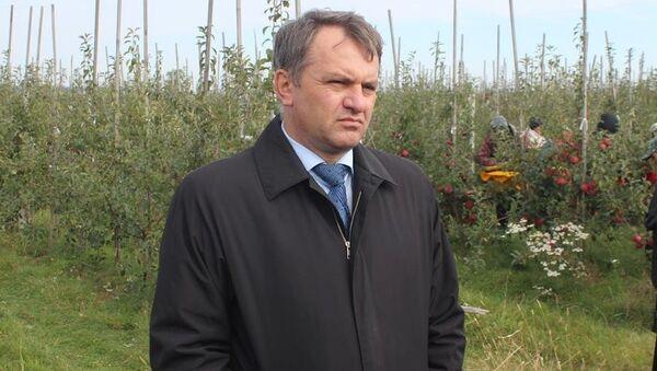Председатель Львовской областной государственной администрации Олег Синютка