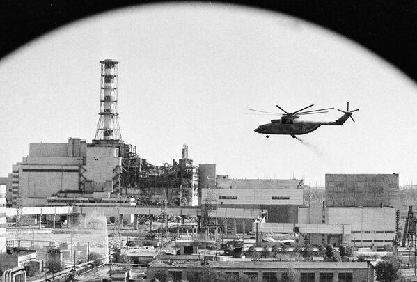 Дезактивация Чернобыльской АЭС