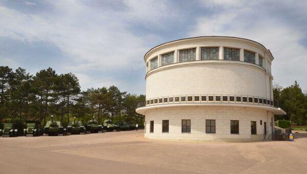 Мемориальный комплекс Сапун-гора. Архивное фото