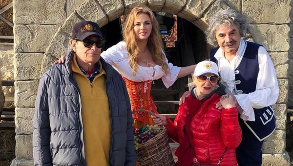 Съемки фильма Гардемарины в Севастополе