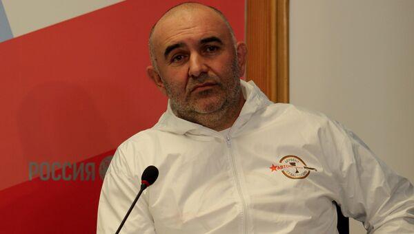 Заместитель главы администрации Хасавюрта (Дагестан) Хайбулла Умаров