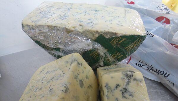 Санкционный сыр. Архивное фото