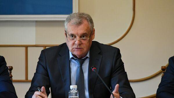 Председатель Избирательной комиссии Крыма Михаил Малышев