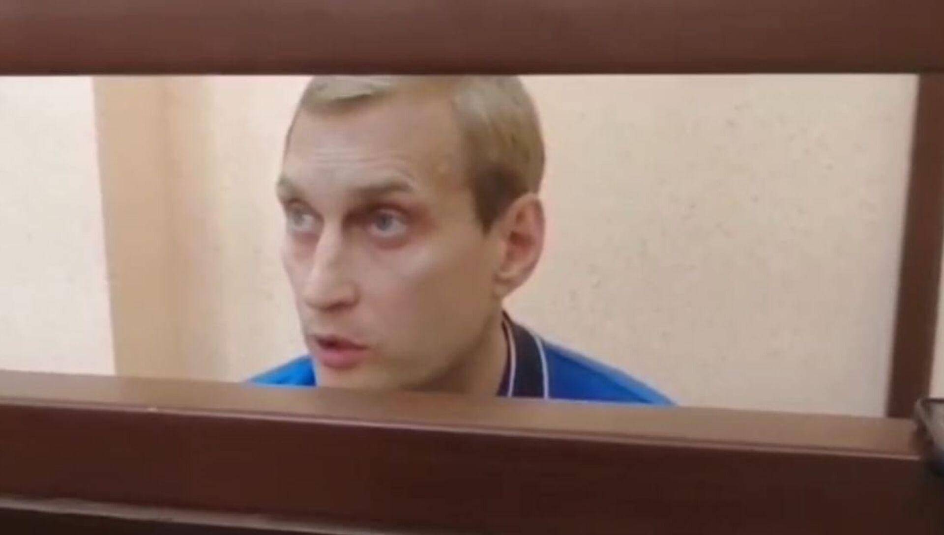 Из зала суда: Андрей Филонов об инкриминируемых ему преступлениях - РИА Новости, 1920, 28.05.2019