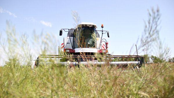 Сельскохозяйственная техника в Советском районе Крыма