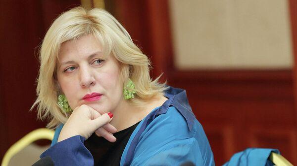 Дунья Миятович. Архивное фото