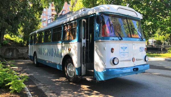 Окунуться в 70-е: в Крыму откроют ретро-экскурсии на троллейбусе