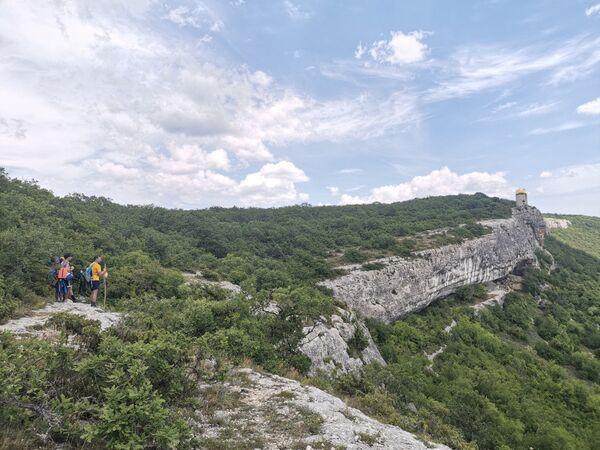 Артек на Большой Севастопольской тропе
