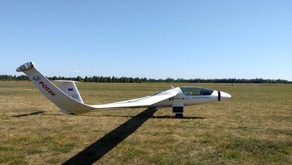Самолет Летающая лаборатория