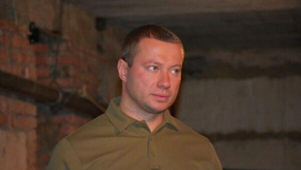 Губернатор Донецкой области Павел Кириленко