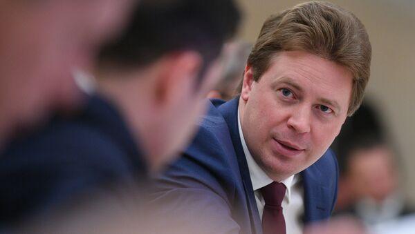 Дмитрий Овсянников. Архивное фото