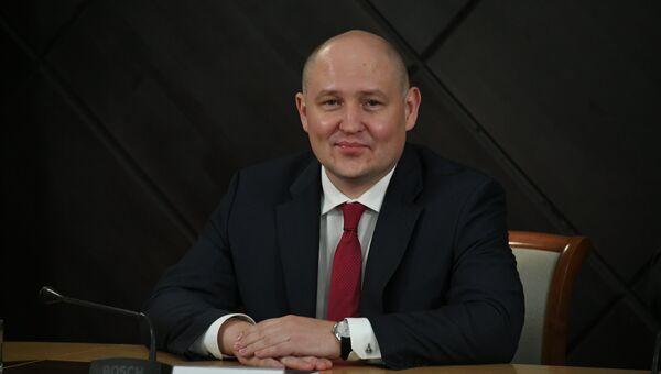 Врио губернатора Севастополя Михаил Развожаев