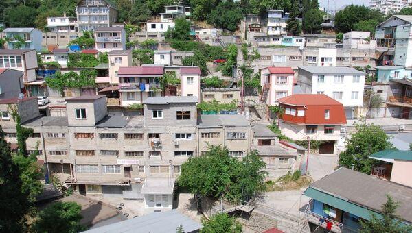 Многоэтажные гаражи в Крыму