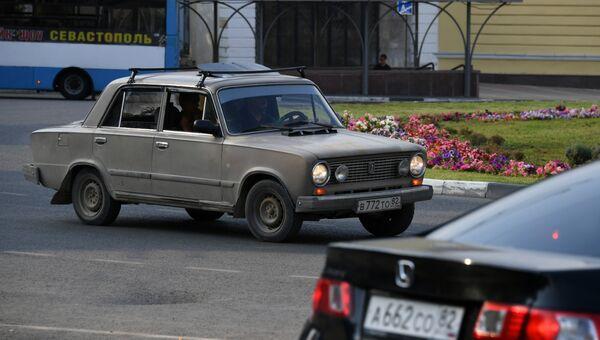 Автомобили ХХ века в Крыму