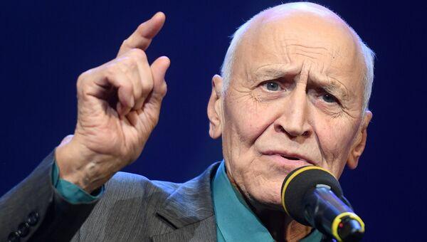 Телеведущий Николай Дроздов. Архивное фото