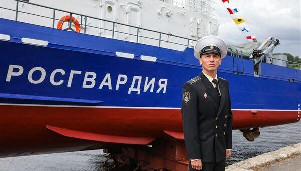 Третий катер проекта Грачонок спущен на воду в Рыбинске