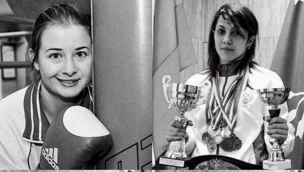 Погибшие в Севастополе  Элина Гисмеева и Фатима Жагупова