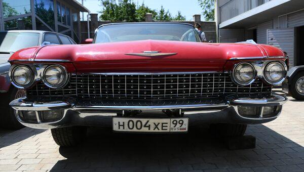 Cadillac Eldorado 1959 года. Оригинал