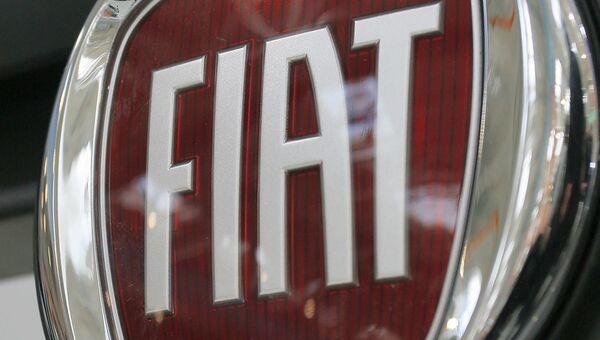 Сборка автомобиля Fiat. Архивное фото