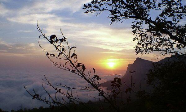 Крымские горы. Архивное фото