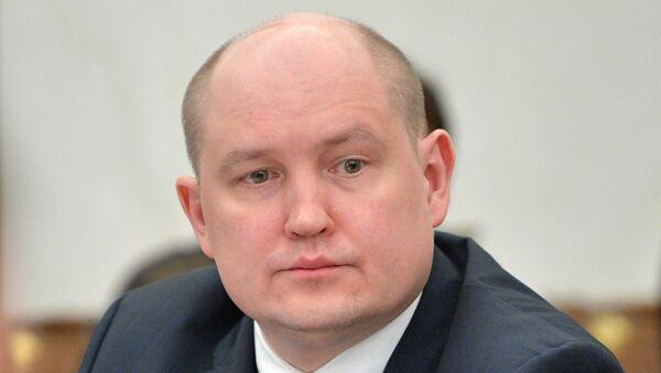 Врио губернатора Севастополя Михаил Развожаев. Архивное фото