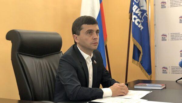 Депутат Госдумы РФ Руслан Бальбек. Архивное фото