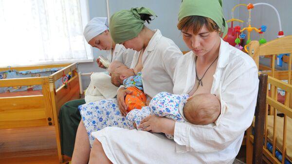 Дом ребенка в женской исправительной колония № 5 в Челябинске