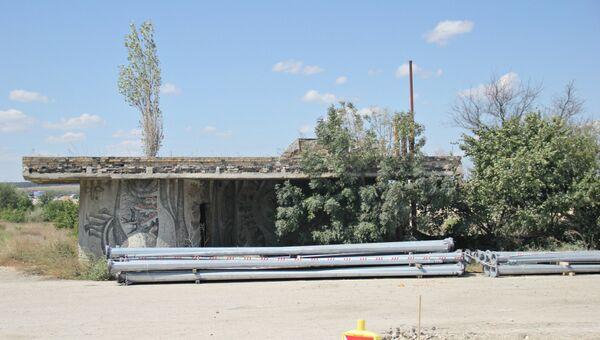 Жители восьми сел Белогорского района оказались отрезаны от благ цивилизации трассой Таврида