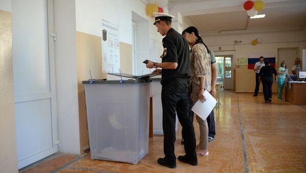 Выборы-2019 в Севастополе