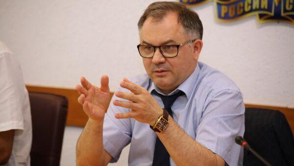 Глава МВД по РК Павел Каранда. Архивное фото