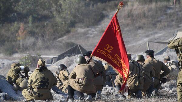 Крымский военно-исторический фестиваль 2019