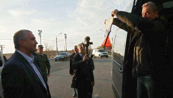Экипаж российского судна Норд вернулся в Крым