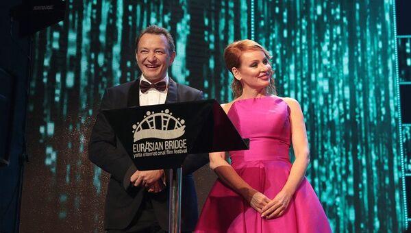 Открытие IV Ялтинского Международного кинофестиваля Евразийский мост