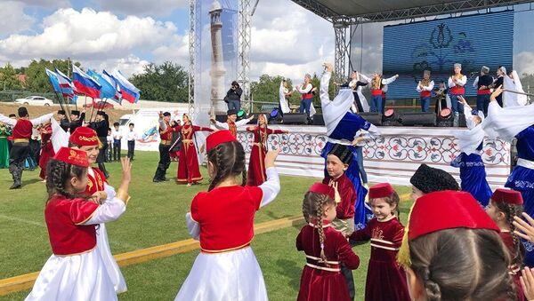 Праздник Дервиза в Гвардейском Симферопольского района