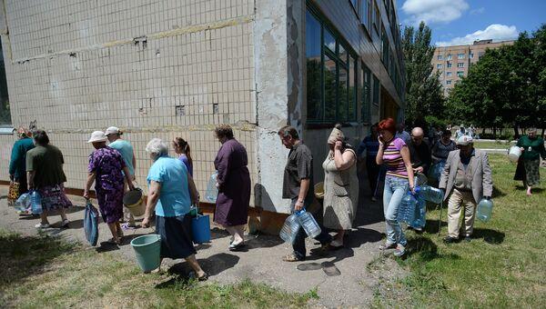 Масштабное отключение из-за Тавриды: график подвоза воды в Симферополе