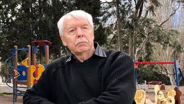 Первый президент Республики Крым Юрий Мешков
