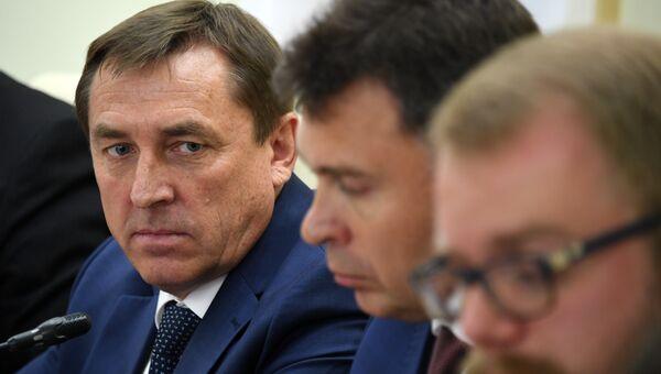 Заместитель председателя Совета министров РК Юрий Гоцанюк. Архивное фото