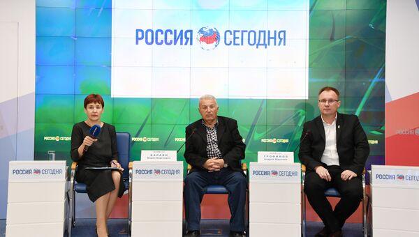 Пресс-конференция: Космическая энергетика полуострова