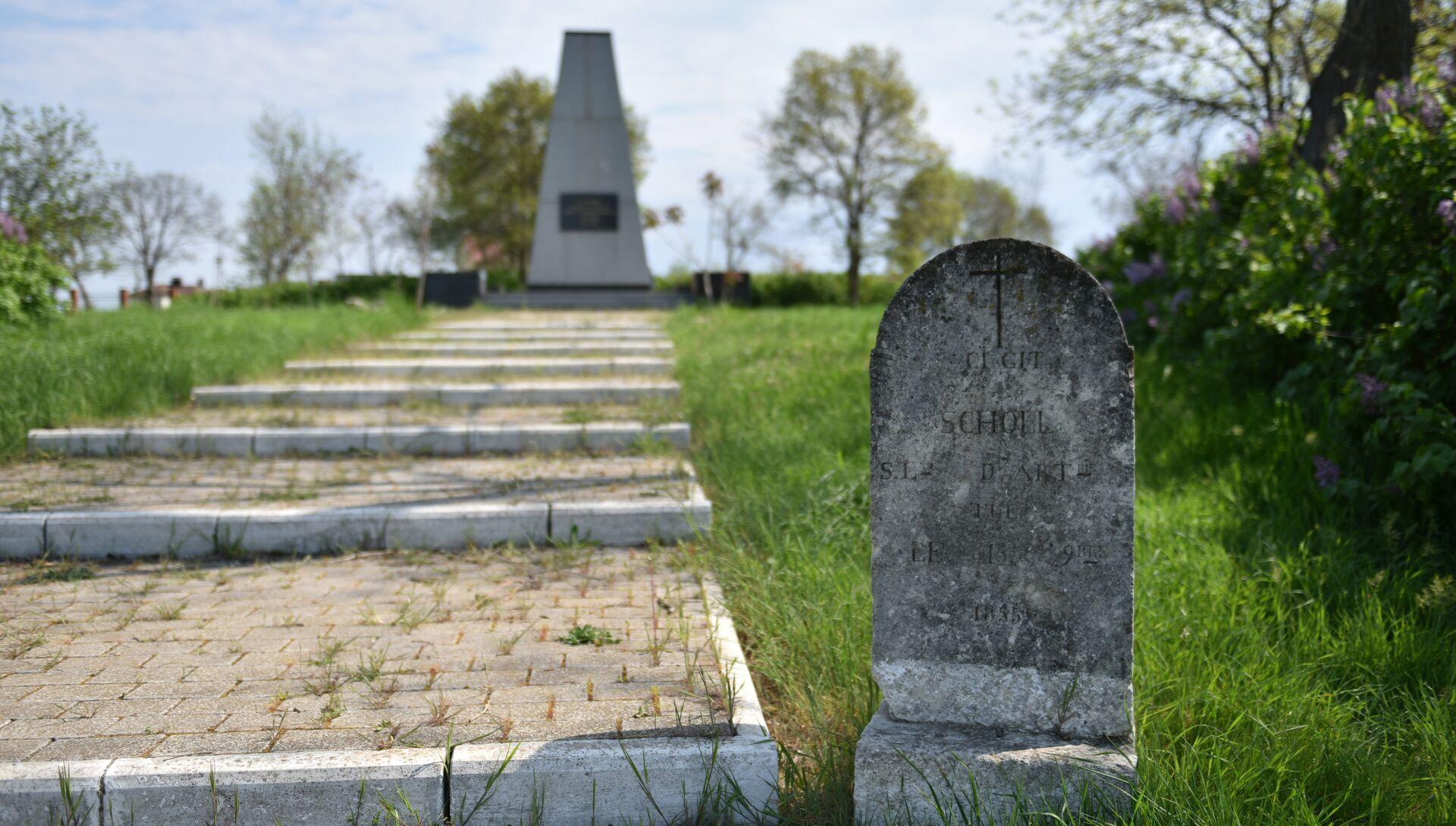Французское кладбище в Севастополе - РИА Новости, 1920, 14.09.2020