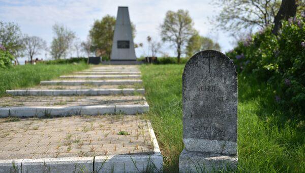 Французское кладбище в Севастополе