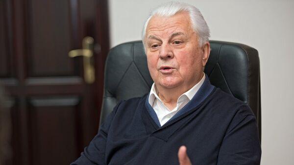 Экс-президент Украины Леонид Кравчук.
