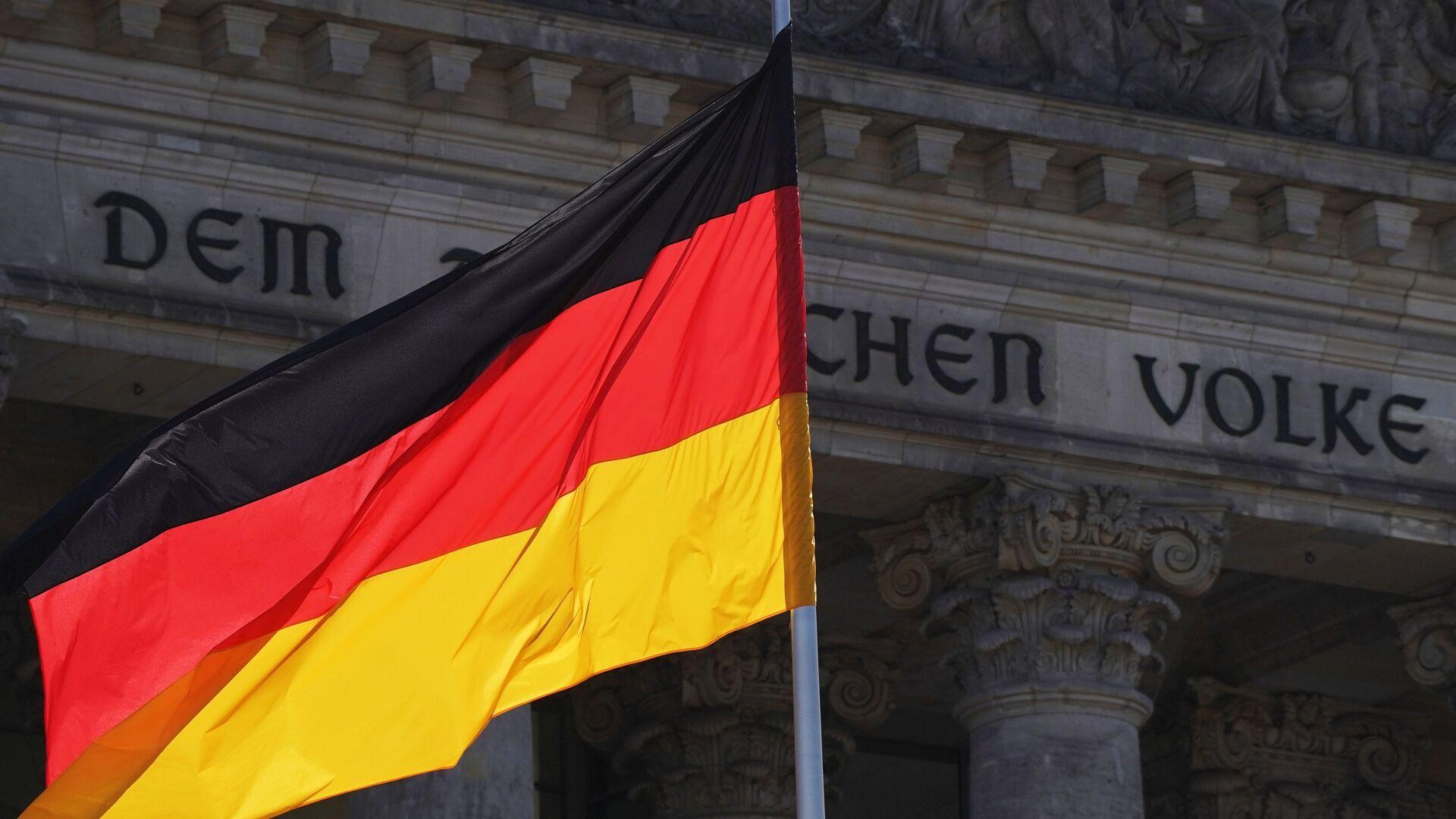 Флаг Германии - РИА Новости, 1920, 01.06.2021