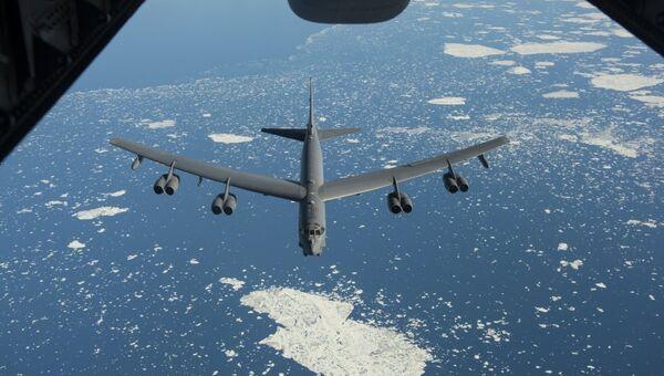 Бомбардировщик Boeing B-52 Stratofortress