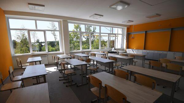 Учебный класс. Архивное фото