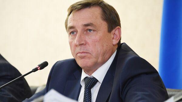 Председатель Совета министров РК Юрий Гоцанюк