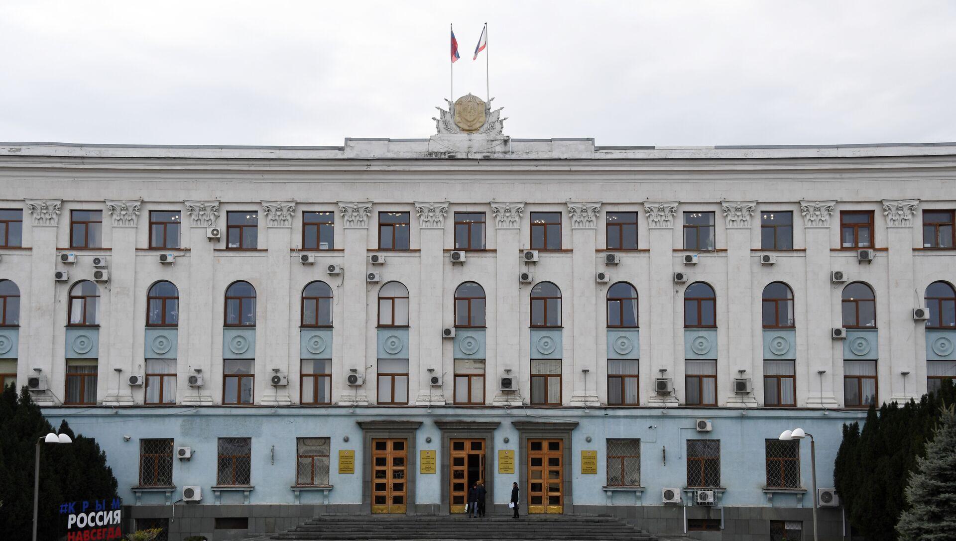 Совет министров Республики Крым. - РИА Новости, 1920, 16.12.2020
