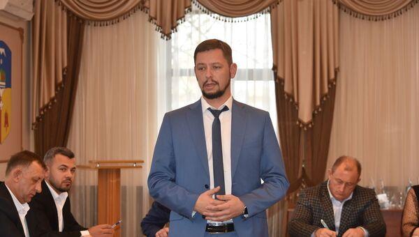 Глава администрации Бахчисарая Дмитрий Скобликов