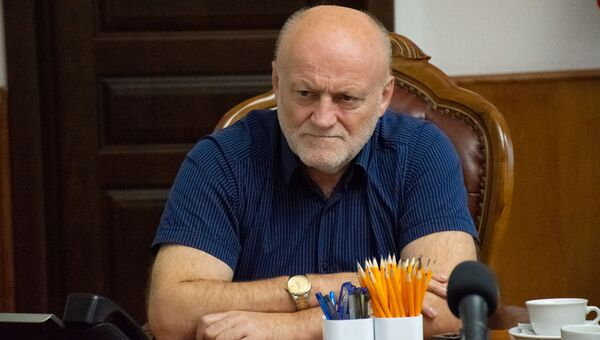 Глава администрации Ялты Иван Имгрунт