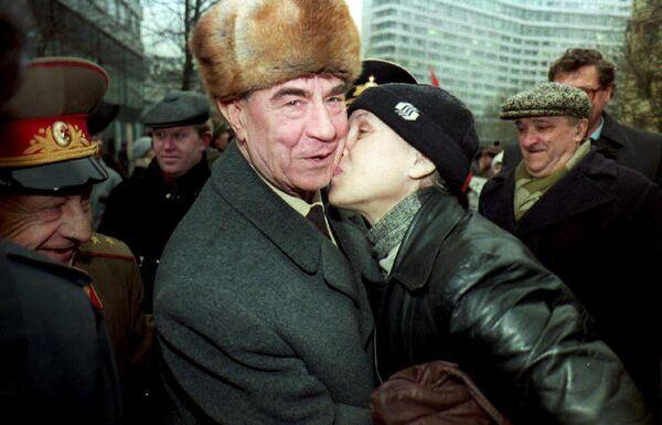 Former Soviet Defense Minister Dmitri Yazov