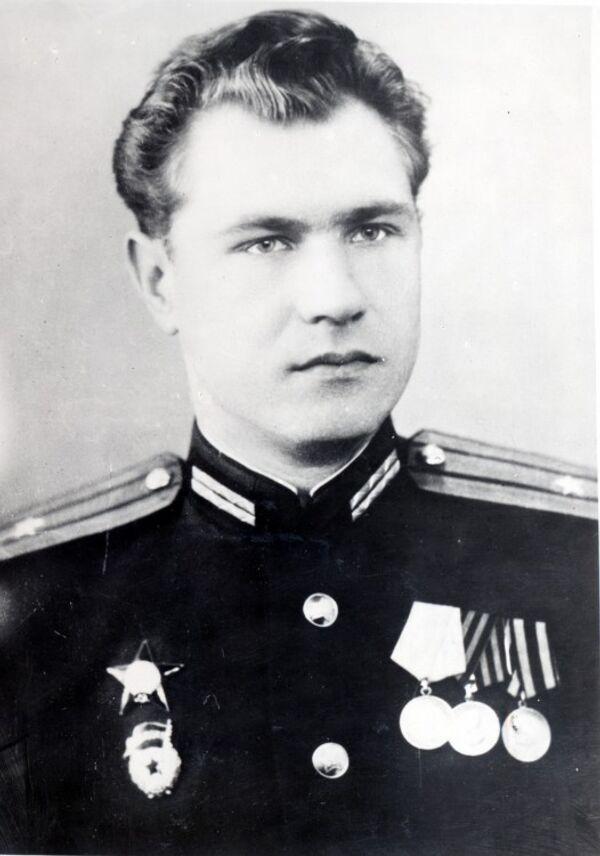 Майор Дмитрий Язов